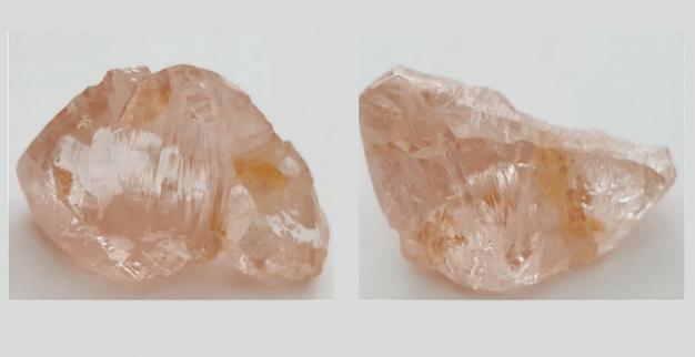 יהלומים גדולים אנגולה אפריקה