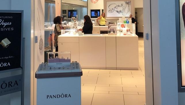 חנות תכשיטי אופנה פנדורה