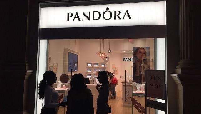 חנות תכשיטים פנדורה