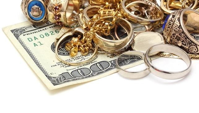 טבעות זהב תכשיטים דולר