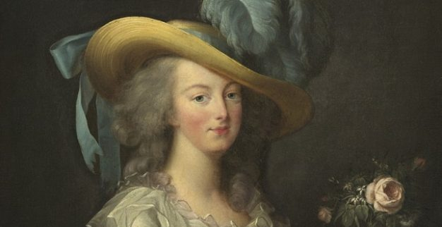 מארי אנטואנט ציור מפורסם