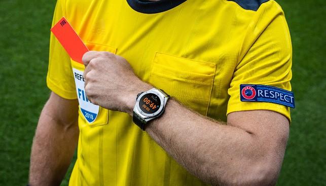 הובלוט שעון יוקרה מונדיאל