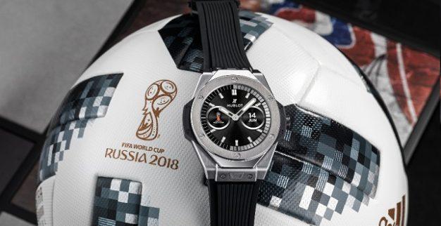 שעון יוקרה כדורגל הובלוט