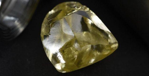 יהלום פנסי צהוב צבעוני