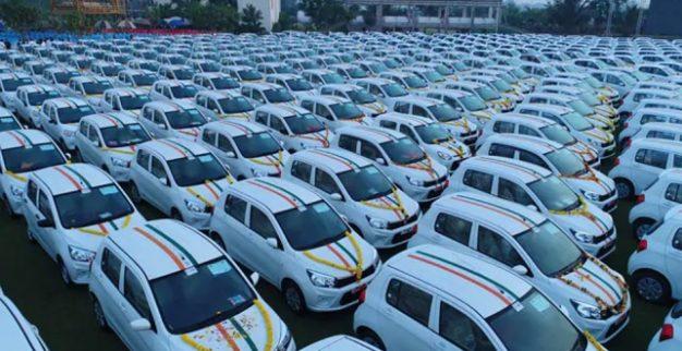 הודו יהלומים עסקים מכוניות