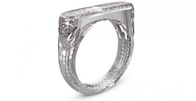 טבעת יהלום Diamond Factory