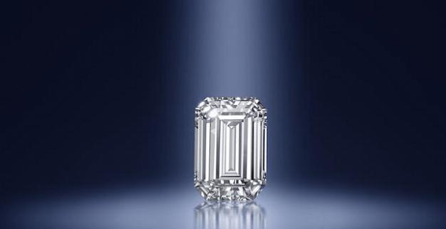 יהלום חסר פגמים גדול