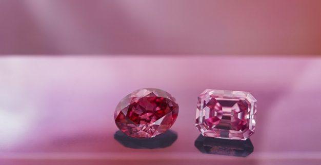 מכרז יהלומים ורודים אוסטרליה