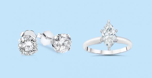 תכשיטים יהלומים איביי eBay
