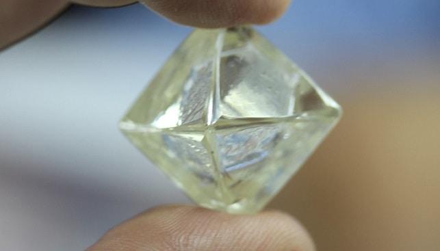 יהלום גדול דרום אפריקה