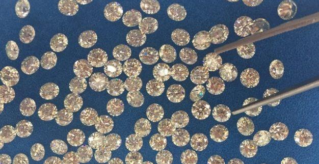 יהלומים מלוטשים בורסת היהלומים