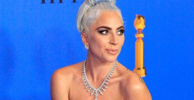 ליידי גאגא יהלומים גלובוס הזהב