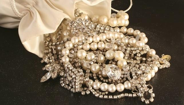 תכשיטים יהלומים פנינים אבני חן