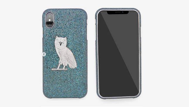 דרייק יהלומים כחולים אייפון