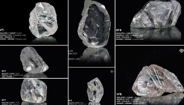 יהלומים אנגולה לוקפה לולו
