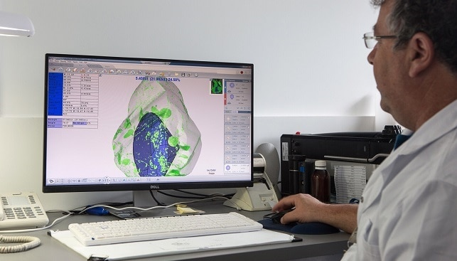 שרין טכנולוגיות יהלומים מחשב