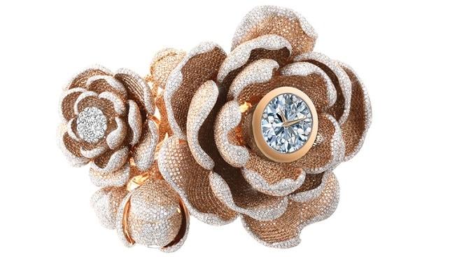 שעון יהלומים שיא גינס