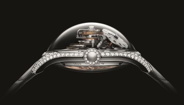 MB&F שעון יהלומים לנשים