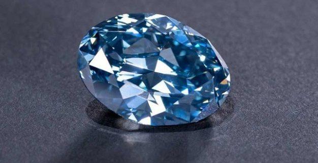 יהלום כחול ענק בוצוואנה