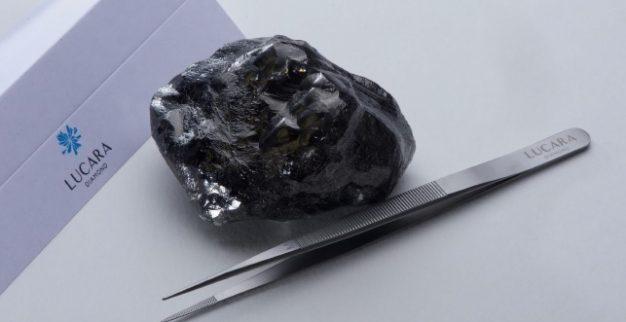 יהלום ענק לוקרה קארווה