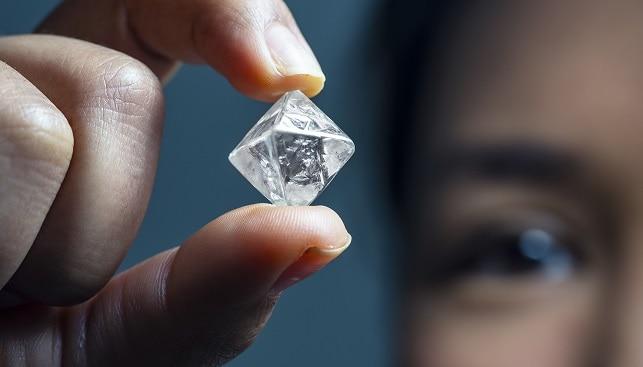 ריו טינטו יהלום ענק