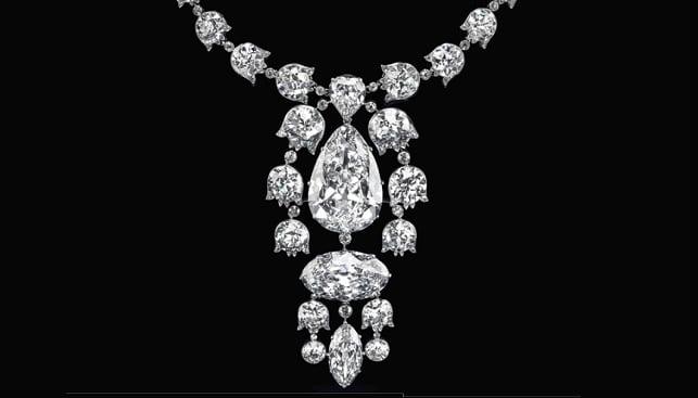יהלומים ליטוש טיפה כריסטיס