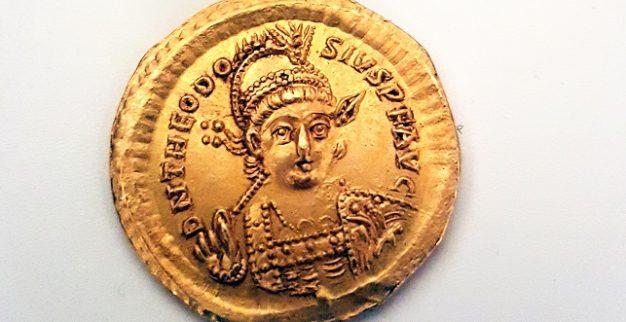 תגלית מטבע זהב גליל