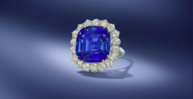 טבעת זהב קשמירית בונהמס
