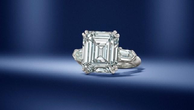 טבעת יהלום ליטוש מדרגות