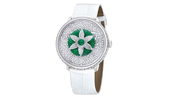 שעון יוקרה פברז'ה יהלומים