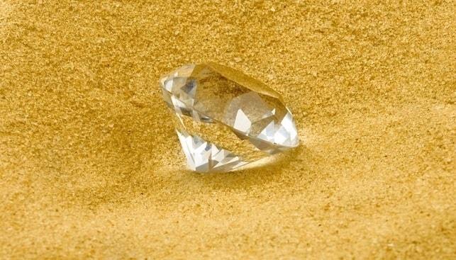 כריית יהלומים מחקר מדעי