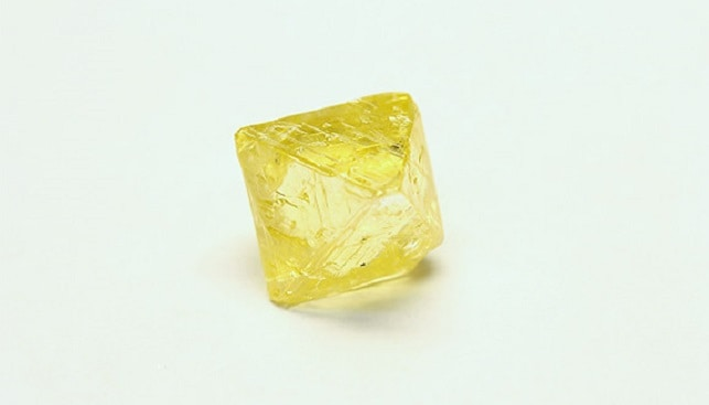 יהלום צהוב גדול רוסיה