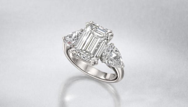 טבעת יהלום בונהמס