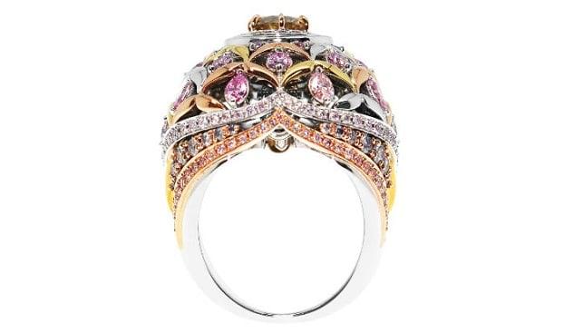 טבעת יהלומים ארגייל dreaming