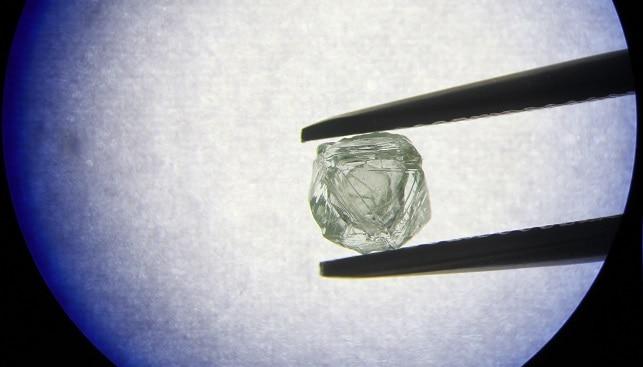 יהלום בתוך יהלום מטריושקה רוסיה