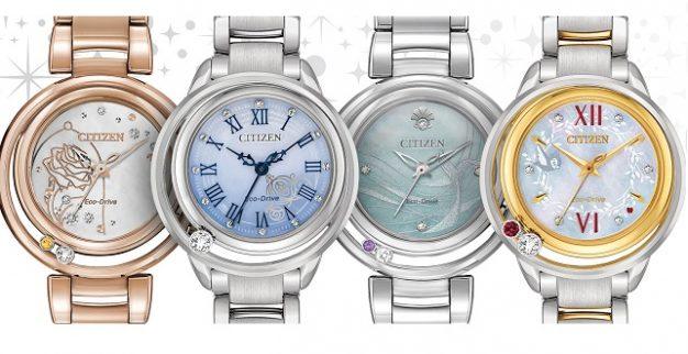 שעוני יהלומים פרינסס דיסני