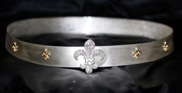 House Borgezie חגורת יהלומים
