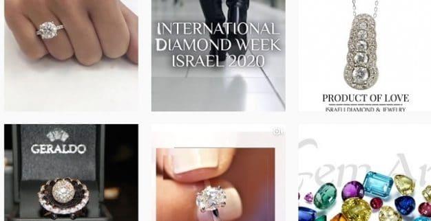יהלומים אינסטגרם ישראל