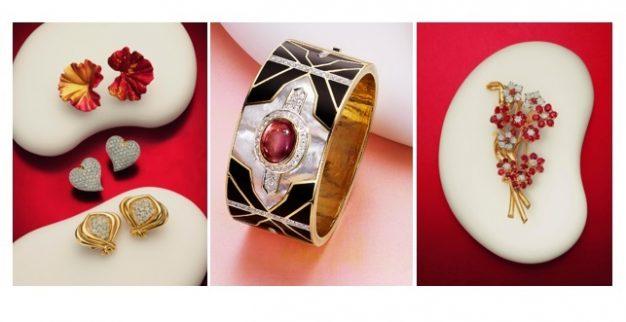 תכשיטי יהלומים שיוצעו למכירה פומבית של כריסטיס בפברואר