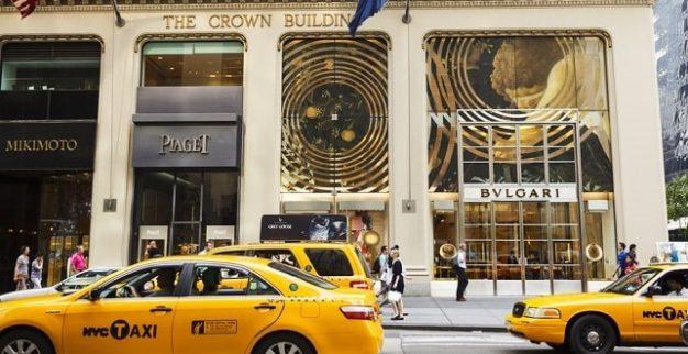 חנויות תכשיטים במנהטן ניו יורק