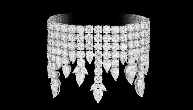 שופארד ג'יימס בונד תכשיטי יהלומים