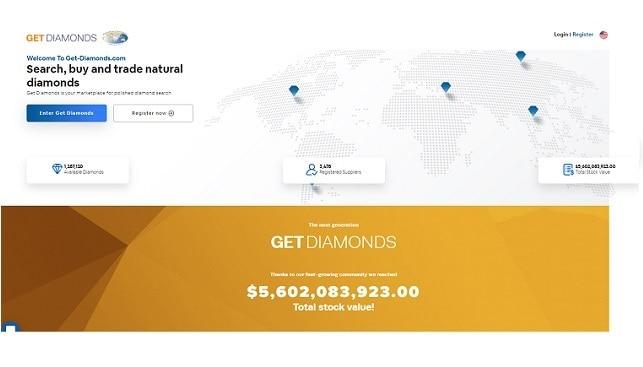 get diamonds פלטפורמת יהלומים