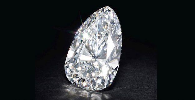 שרשרת יהלום במשקל 115 קרט שנמכר על ידי כריסטיס