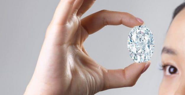 יהלום ענק 102 קרט