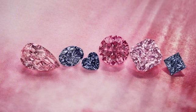 יהלומים ורודים ריו טינטו