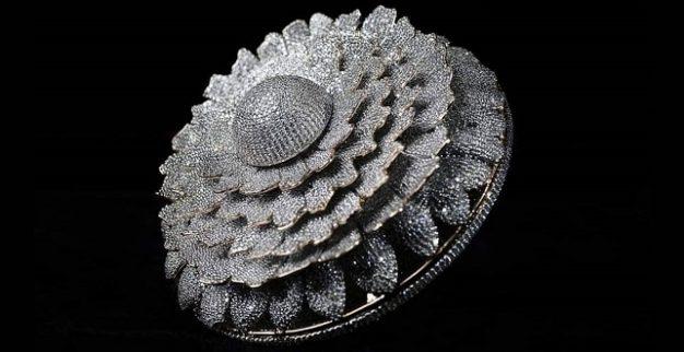 טבעת יהלומים מריגולד גינס