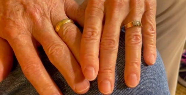 טבעת נישואין אבודה וולנטיינס