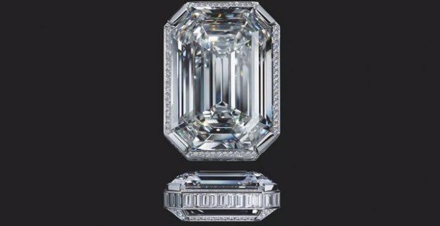 שאנל שרשרת יהלומים 55.55 קרט