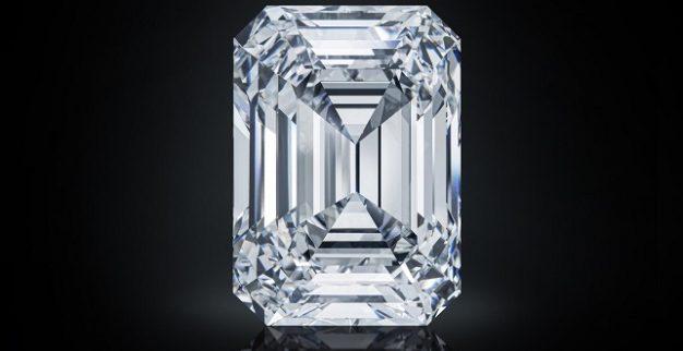 יהלום ענק כריסטיס טבעת