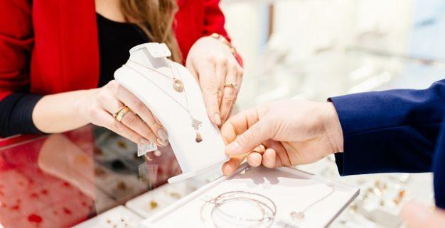 חנות תכשיטים יהלומים מכירות